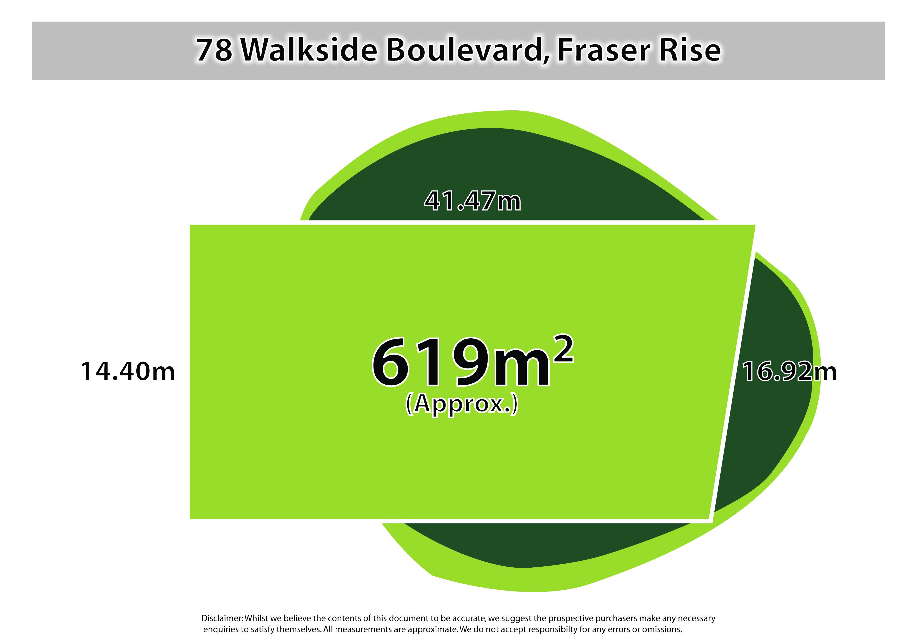 78 Walkside Boulevard, Fraser Rise