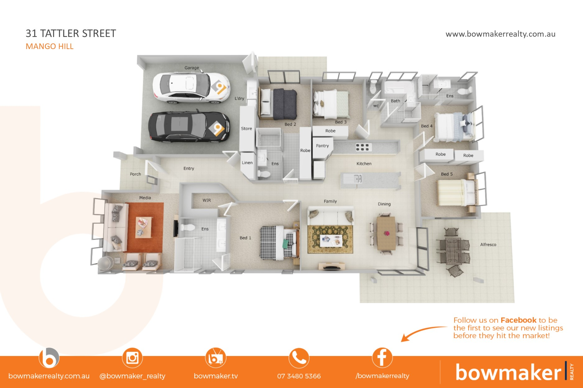 Floor 3d Plan