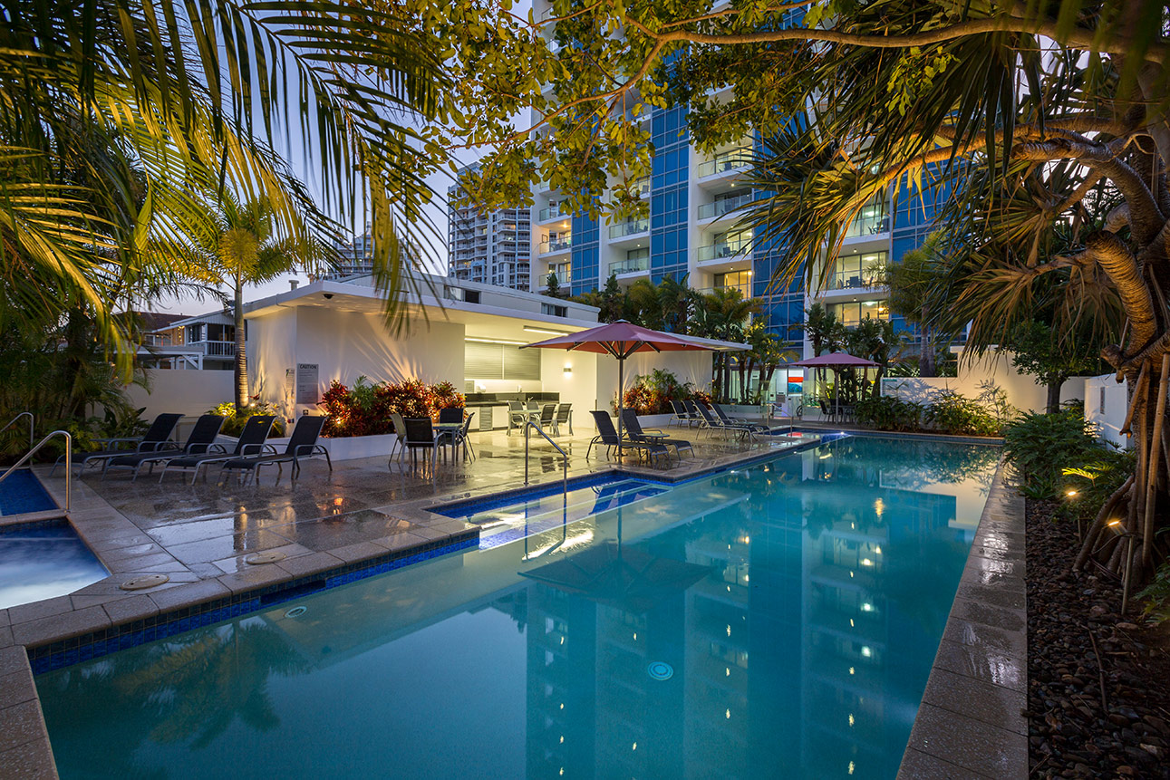 54/25 Surf Parade, Broadbeach