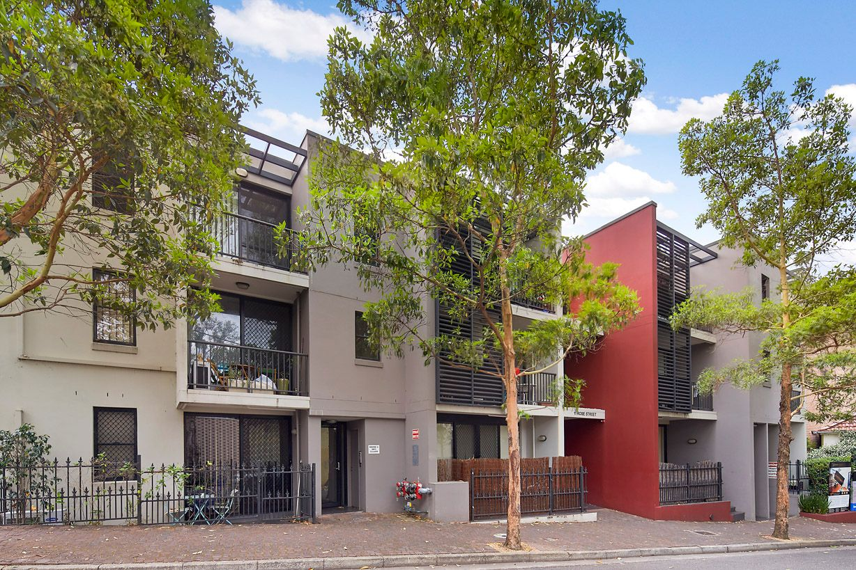 33/11 Rose St, Chippendale